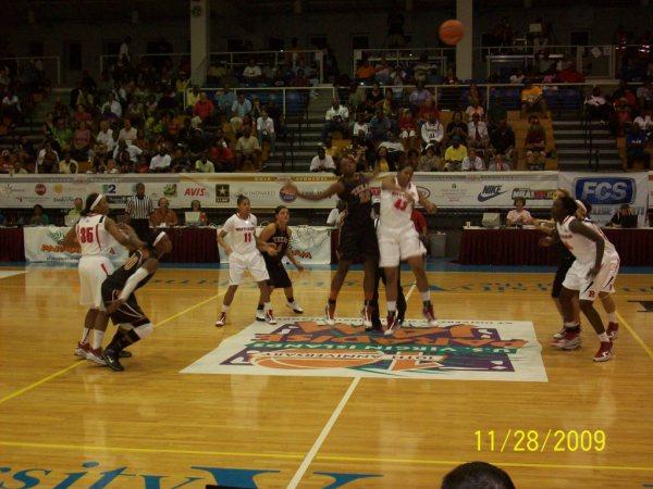 University of virgin islands paradise tournament